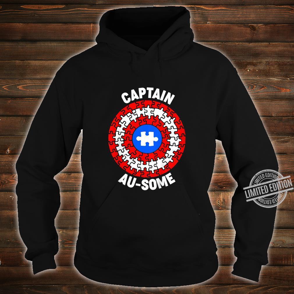 Kids Captain AuSome Member Of Team AuSome Family Uniform Shirt hoodie
