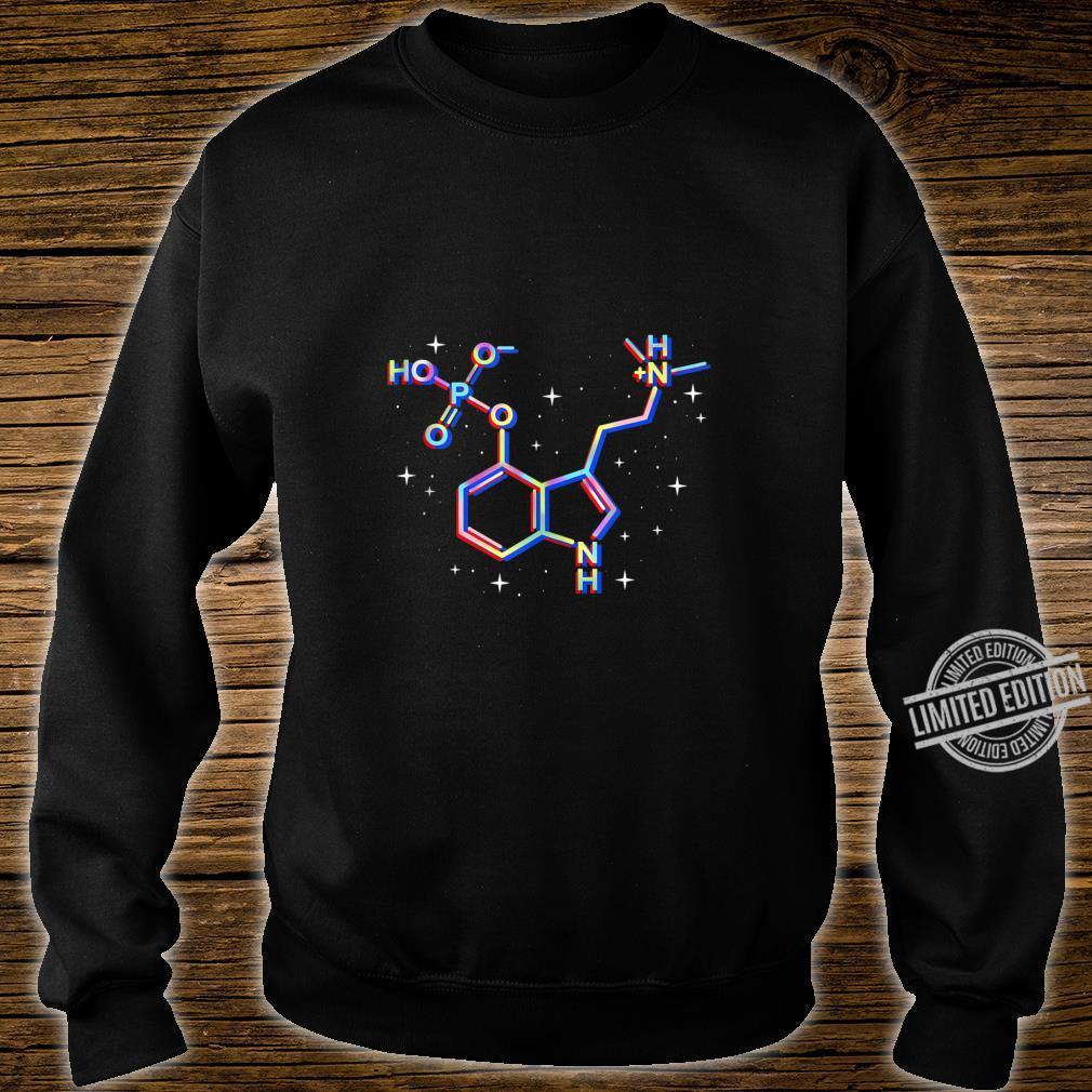 Psilocybin Molecule Magic Mushrooms Shirt sweater
